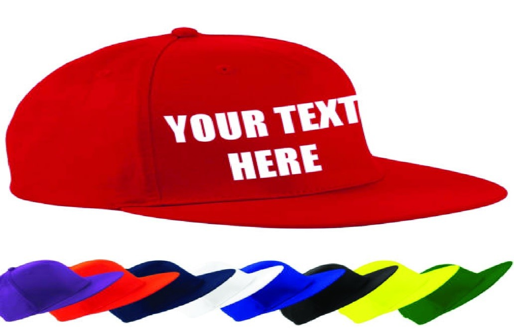 Custom Printed Hats for Sporting Events