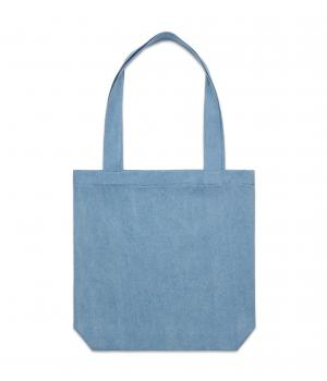 Denim Carrie Tote