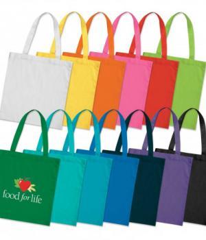 Trends Collection Sonnet Cotton Tote Bag - Colours