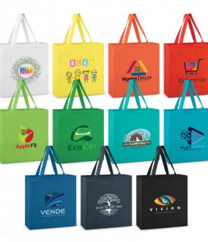 Trends Collection Carnaby Cotton Tote Bag - Colours