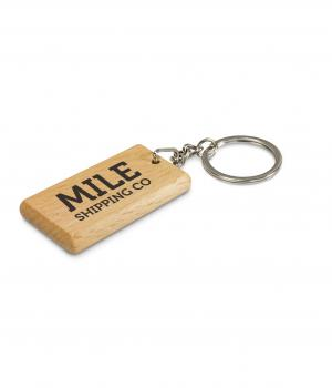 Artisan Key Ring - Rectangle