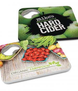 Trends Collection Coaster Bottle Opener