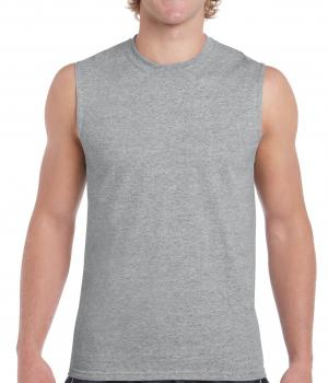 GILDAN ULTRA COTTON SLEEVELESS TEE