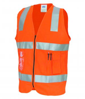 Screen Printed and Embroidered Workwear Hi Visibility