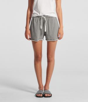 AS COLOUR WO'S PERRY TRACK SHORTS