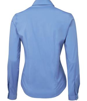 JB's Wear Ladies Urban L/S Poplin Shirt