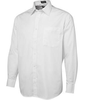 JB's Wear L/S & S/S Poplin Shirt