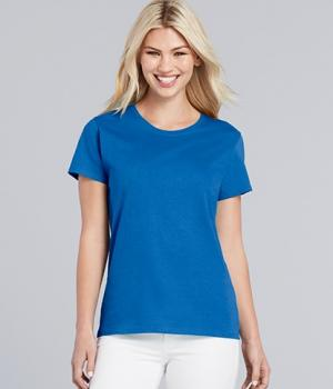 GILDAN SEMI - FITTED LADIES TEE
