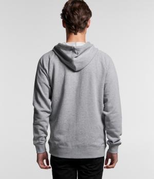 Mens Premium Zip Hood