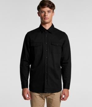 Mens Military Shirt