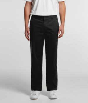 AS COLOUR MENS REGULAR PANTS