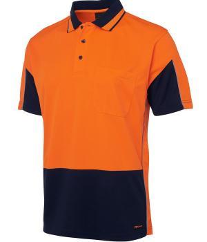 JB's Wear Hi Vis S/S Gap Polo