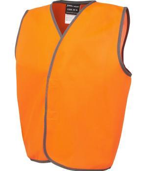 JB's Wear Kids Hi Vis Safety Vest