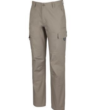 JB's Wear Multi Pocket Stretch Canvas Pant
