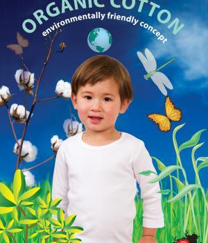 Ramo Organic Baby Long Sleeve Tee