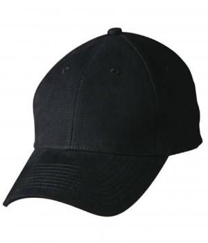 Winning Spirit Heavy Brushed Cotton Cap With Buckle