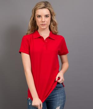 SPORTAGE LADIES RAVEN POLO