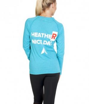 Ramo Ladies Greatness Heather Long Sleeve