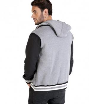Ramo Men's Varsity Jacket & Hood
