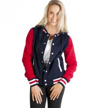 Ramo Ladies Varsity Jacket & Hood