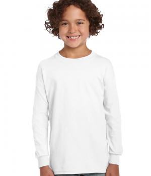 GILDAN Classic Fit Youth Long Sleeve T-Shirt
