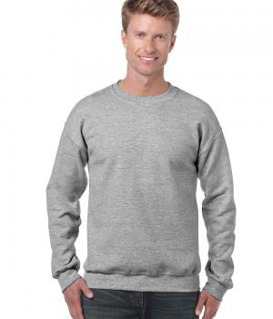 GILDAN CLASSIC FIT ADULT CREWNECK SWEATSHIRT