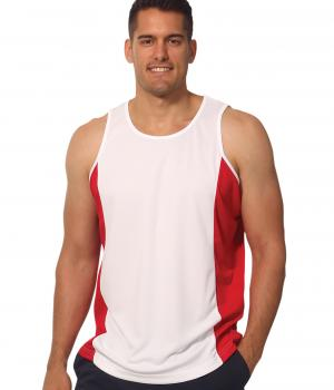Winning Spirit TEAMMATE SINGLET Men's
