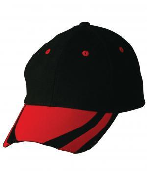 Winning Spirit CONTRAST PEAK CAP