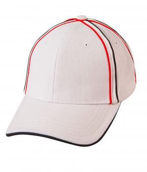 Winning Spirit Tri-Colour Pique Mesh Cap