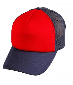 Winning Spirit CONTRAST TRUCKER CAP