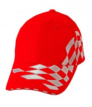Winning Spirit Contrast Check & Sandwich Cap