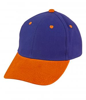Winning Spirit SUEDE PEAK CAP