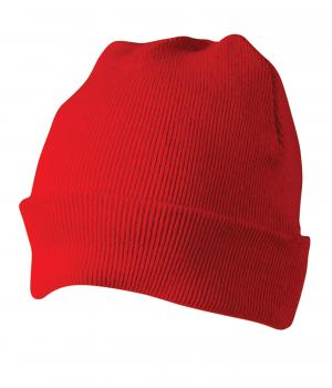 Winning Spirit Roll Up Acrylic Beanie
