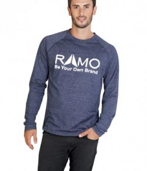 Ramo Mens Greatness Heather Long Sleeve