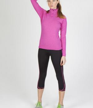 Ramo Ladies Greatness Half Zip Mock Neck