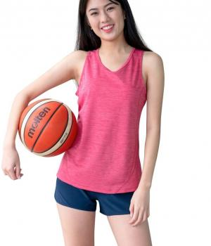 LADIES CHALLENGER 100% POLY SINGLET
