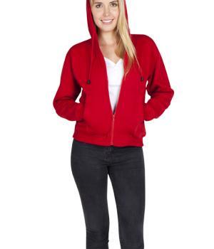 Ramo Ladies / Juniors Zipper Hoodies with Pocket
