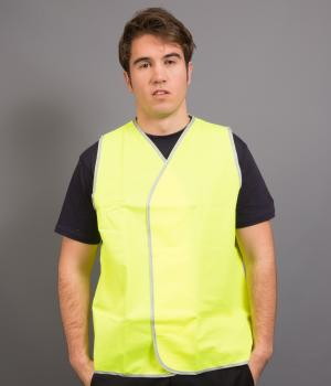 SPORTAGE MENS HI VIS DAY VESTS